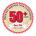 50+ Years Serving Our Customers